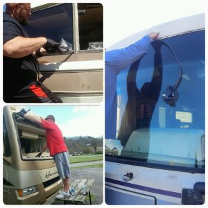 Camper Windshield Knoxville