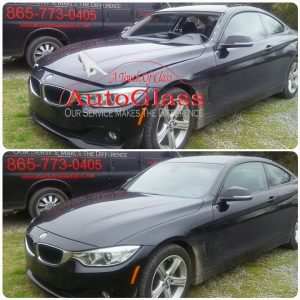 BMW Windshield Repair