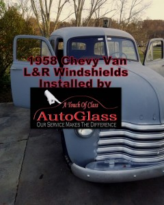 Chevy Truck Auto Glass