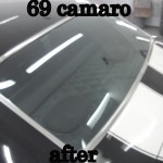 Chevy Camaro Windshield Repair Knoxville