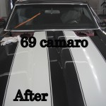 Camaro Windshield Repair Knoxville