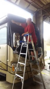 RV Windshield Repair Near Me